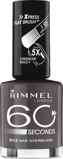 Rimmel lak na nehty 803 60 seconde 8ml