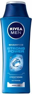 Nivea šampon Men Strong Power 250 ml