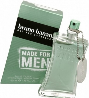 Bruno Banani toaletní voda Made For Men 50ml