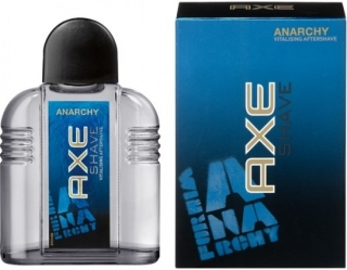 Axe voda po holení Anarchy 100ml