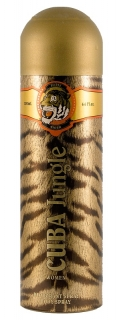 Cuba deospray Jungle Tiger 200 ml