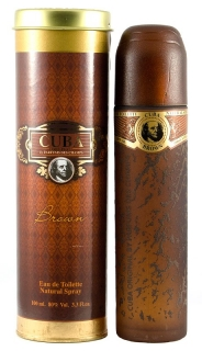 Cuba Original Brown Men toaletní voda 100 ml