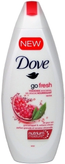 Dove sprchový gel Go Fresh Revive Pomegranate & Lemon 250 ml
