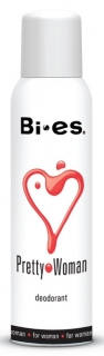 BI-ES deospray Pretty for Woman 150ml