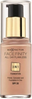 Max Factor make-up Facefinity All Day Flawless 3v1 85 30ml