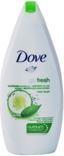 Dove sprchový gel Go Fresh Touch 500ml