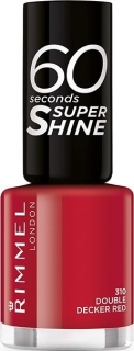 Rimmel lak na nehty 310 60 seconde 8ml
