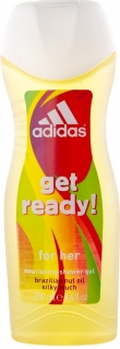 Adidas sprchový gel Women Get Ready! 250 ml
