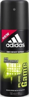 Adidas deospray Men Pure Game 200 ml