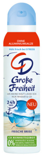 CD deospray Frische 150 ml