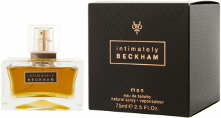 David Beckham Intimately Man toaletní voda 75 ml