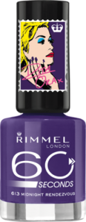 Rimmel lak na nehty 613 60 seconde 8ml