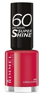 Rimmel lak na nehty 430 60 seconde 8ml