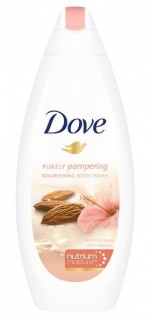 Dove sprchový gel Purely Pampering Almond Cream 250ml