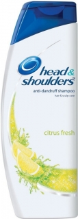 Head&Shoulders šampón Citrus Fresh 400 ml