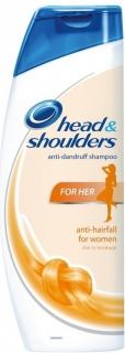 Head&Shoulders šampón Hair Fall Defense 400 ml