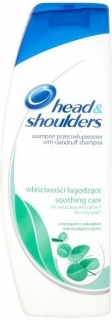 Head&Shoulders šampón Soothing Care 400 ml