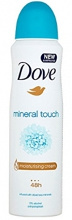 Dove deospray Mineral Touch 48H 150ml