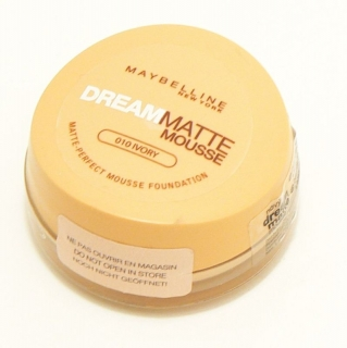 Maybelline make-up Dream Matte Mousse Foundation 21 18 ml