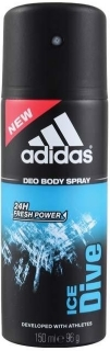 Adidas deospray Men Ice Dive 150 ml
