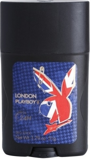 Playboy deostick London 51 g