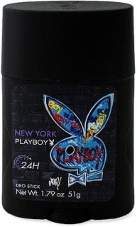 Playboy deostick New York 51 g