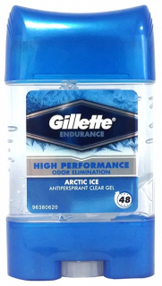 Gillette deostick clear gel Men Arctic Ice 70 ml