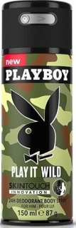 Playboy deospray Men Play it Wild 150 ml
