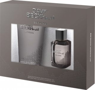 David Beckham sada Beyond EDT 40ml+sprchový gel 200ml