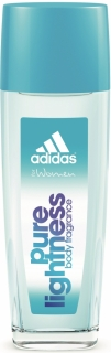 Adidas deospray ve skle Woman Pure Lightness 75 ml