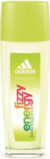 Adidas deospray ve skle Woman Fizzy Energy 75 ml