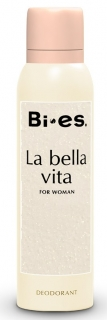BI-ES deospray La Bella Vita Woman 150 ml