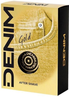 Denim voda po holení Gold 100 ml