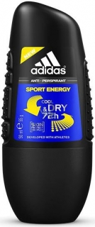 Adidas roll on Men Coll & Dry 72h Sport Energy 50 ml