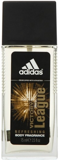 Adidas deospray ve skle Men Victory League 75 ml