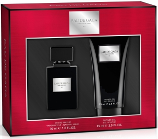 Lady Gaga sada Eau de Gaga EDP 50ml+sprchový gel 75ml