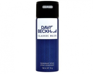 David Beckham Classic Blue deospray 150 ml