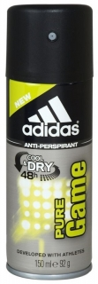 Adidas deospray antiperspirant Men Pure Game 150 ml