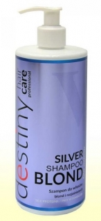 Destiny Hair Care silver šampón Blond 500 ml