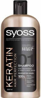Syoss šampon na vlasy Keratin Hair Perfection 500 ml
