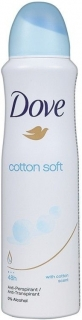 Dove deospray Cotton Soft 48H 150 ml