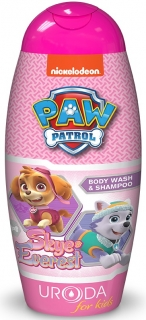 BI-ES sprchový gel 2v1 Paw Patrol Girl 250 ml