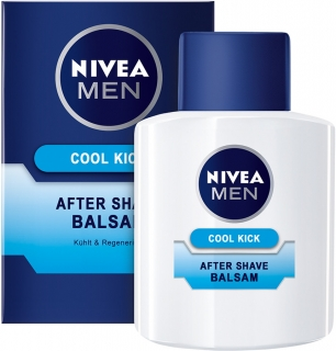 Nivea voda po holení Men Cool Kick 100 ml