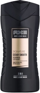 Axe sprchový gel Signature Cedar Smooth 2in1 250 ml