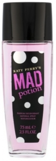 Katy Perry deodorant ve skle Mad Potion 75 ml