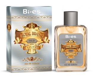 BI-ES toaletní voda Men Royal Brand Light 100ml