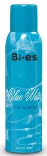 BI-ES deospray Blue Water Woman 150ml
