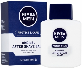 Nivea balzám Men Protect & Care Original 100 ml