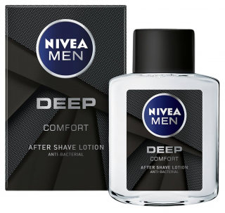 Nivea voda po holení Men Deep Comfort 100 ml