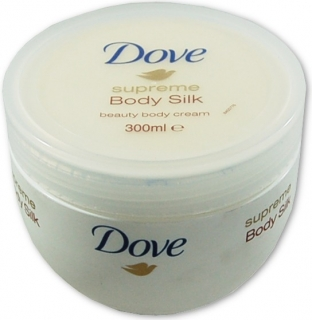 Dove krém Silk 300 ml